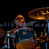 """The Average White Band, whose hits include """"Pick Up The Pieces"""", headlined Saturday night, July 30, 2011 at the Mt. Baker Rhythm and Blues Festival. Rocky Bryant, drums"""