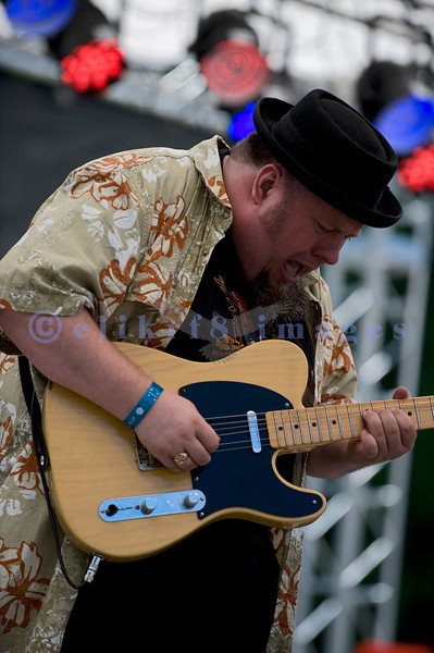 C D Woodbury Band awarded the 2010 Washington Blues Society Best New Band Award, played Saturday afternoon, July 30, 2011 at the 16th annual Mt. Baker Rhythm and Blues Festival  at the Deming Log Show grounds near Deming, Washington. C D Woodbury, guitar and vocals