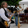 The Fat James Band, legendary Pacific Northwest Washington blues band, reunited with the entire original members for the crowd on Sunday, July 31.  Tracy Arrington bass; Dave Cashin, keyboards; Fat James, electric guitar and vocals