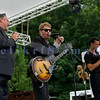 "Multiple nominees of the Canada's Maple Award for individual blues musicians, The Twisters entertained the appreciative audience  on Sunday afternoon, July 31, 2011. Dave ""Hurricane Dave"" Hoerl, harmonica and vocals; Brandon Isaak, electric guitar and vocals; Keith Picot, stand up bass"