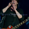 Goo Goo Dolls' frontman John Rzeznik does vocals and guitar in Cadott, Wisconsin at the 2008 Chippewa Valley Rock Festival.
