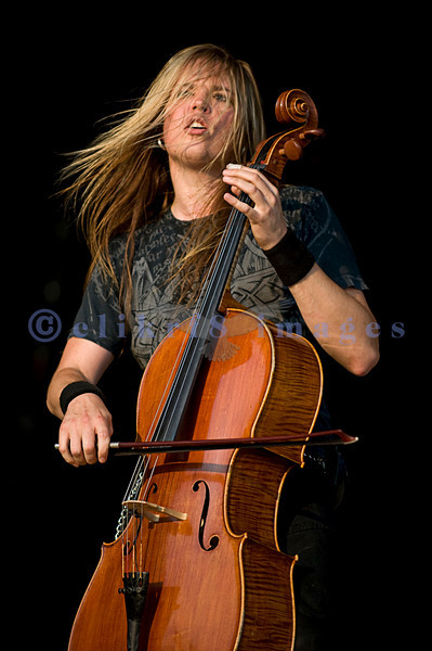 "Apocalyptica, a Finnish band featuring drummer plus 3 classically trained cello players mesmerized the audience at the Chippewa Valley Rock Festival on Thursday July 15. Apocalyptica's Eino Matti ""Eicca"" Toppinen at the Chippewa Valley Rock Festival Thursday July 15, 2010"