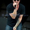 I was sitting in the front row for Seattle's Candlebox on Saturday afternoon at the Chippewa Valley Rock Festival.
