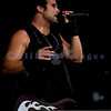 Back for a second year in a row, Christian rock band Skillet, was again a crowd favorite with their stage show of moving pedestals, pyros, and talented musicians at the Chippewa Valley Rock Festival in Cadot, WI. John Cooper, bass guitar and lead vocals