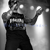 Avenged Sevenfold, aka A7X, heavy metal musicians voted second on Ultimate Guitar's Top Ten Bands of the Decade (2000-2010), closed out Saturday night like a band of their caliber should. M. Shadows, lead vocalist
