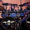 Avenged Sevenfold, aka A7X, heavy metal musicians voted second on Ultimate Guitar's Top Ten Bands of the Decade (2000-2010), closed out Saturday night like a band of their caliber should. Arin Ilejay, drums