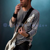 Alternative metal rock trio Chevelle from the Chicago area were in the middle of the pack on Saturday's lineup at the Chippewa Valley Rock Festival in Cadot, WI. Pete Loeffler, lead guitar and vocals
