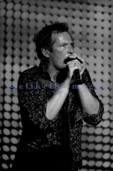 Another last minute replacement for Sunday's acts, Heart and Def Leppard, Stone Temple Pilots closed the Chippewa Valley Rock Festival in Cadot, WI. Scott Weiland, vocals