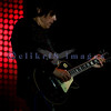 Another last minute replacement for Sunday's acts, Heart and Def Leppard, Stone Temple Pilots closed the Chippewa Valley Rock Festival in Cadot, WI. Dean Deleo, lead guitar