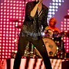 Another last minute replacement for Sunday's acts, Heart and Def Leppard, Stone Temple Pilots closed the Chippewa Valley Rock Festival in Cadot, WI. Scott Weiland, vocals; Eric Kretz, drums