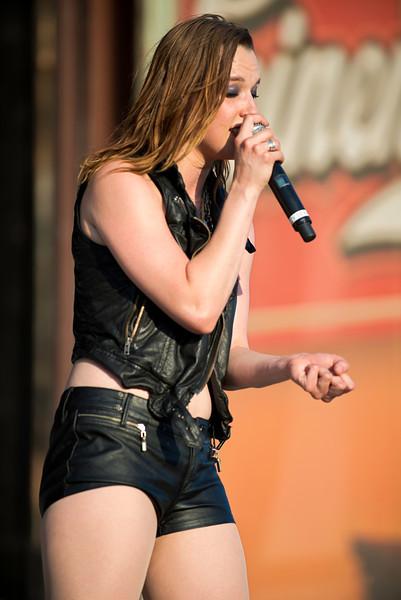Halestorm-Thursday 07/18/2013-Chippewa Valley Rock Festival-Cadot,WI