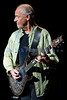 Jethro Tull's eminent guitarist Martin Barre performing at Seattle's Paramount Theater in October, 2008.