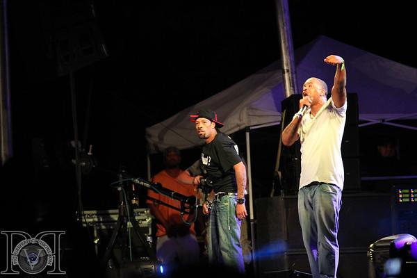 Rock the Bells 2012 @ Shoreline- Method Man & Redman