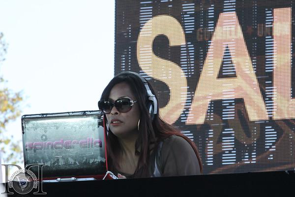 Rock the Bells 2012 @ Shoreline-Salt n Pepa
