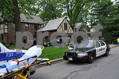 Car into House 5-14-2010