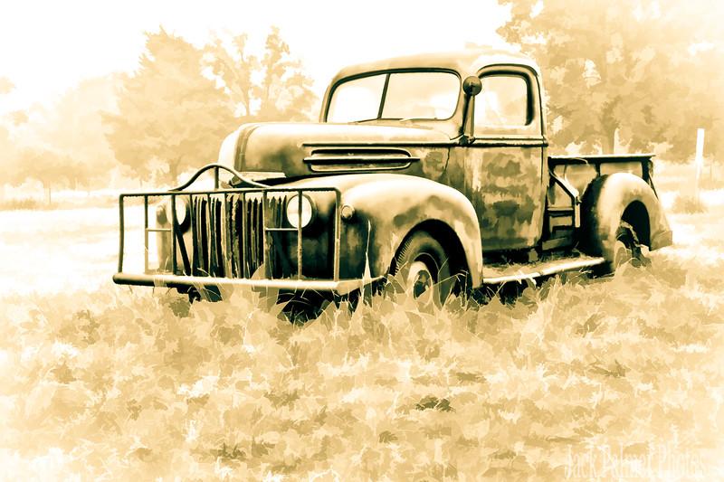 FATE, TX 'IMAGE'.  2008.   Owner Mr. John Shirey  (property & truck onwer).