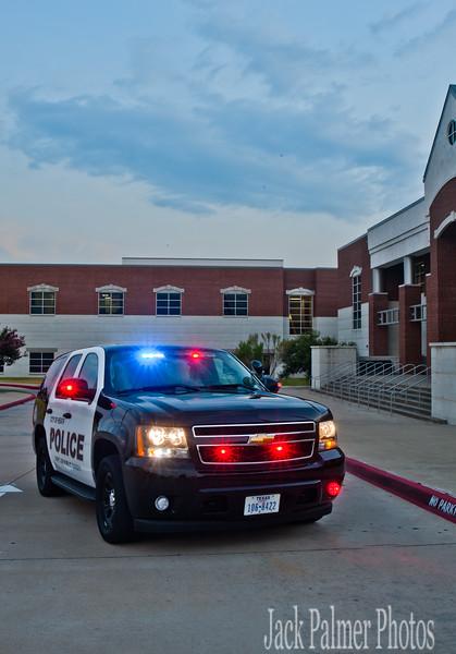 Heath, TX Police Dept.