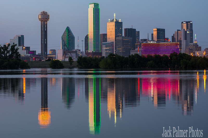 Added Big D since we can all see downtown from Rockwall over Lake Ray Hubbard.