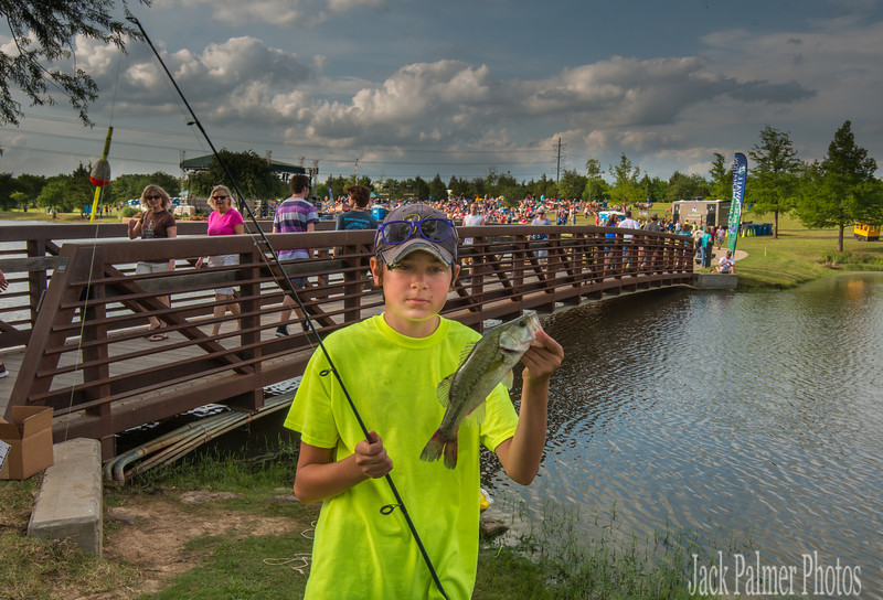 Hunter loves to fish.  Unless Charlie want's to go fish'n with him...he may not visit with him today.
