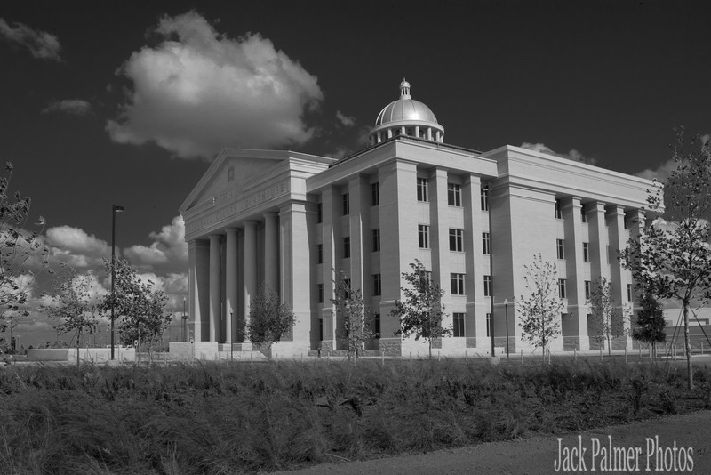 Rockwall County Courthouse view.  Photo taken Oct 2011