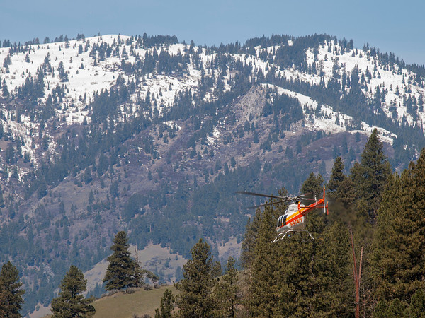 Rocky Canyon Prescribed Burn (04/11/14)