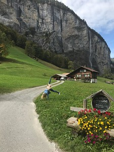 Rocky Donati - Staubbach Falls - Lauterbrunnen - Switzerland