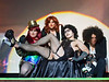 Velvet Darkness Halloween 2011 Performance at the Fox Theater in Bakersfield, CA