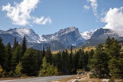 """Glaciers in the Rockies"""