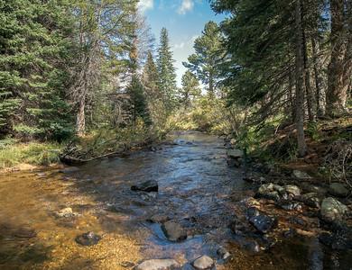 """Rocky Mountain Stream"""