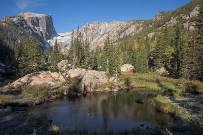 """""""Mountain Pond"""""""