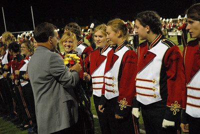 Rocky Mountain High School Marching Band