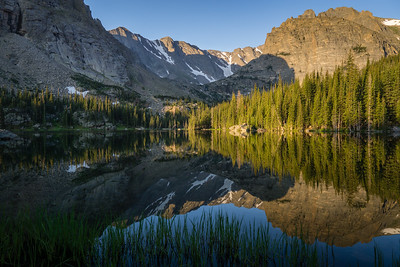 Loch Vale - Rocky Mountain National Park