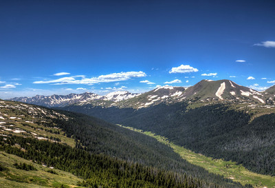 Specimen Peak, Rocky Mountain National Park