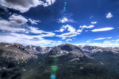 Terra Tomah Mountain, Rocky Mountain National Park
