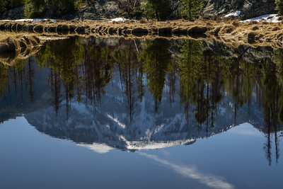 Reflection - Rocky Mountain National Park