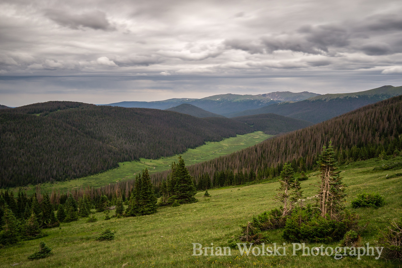 Rocky Mountain National Park - Colorado River Headwaters