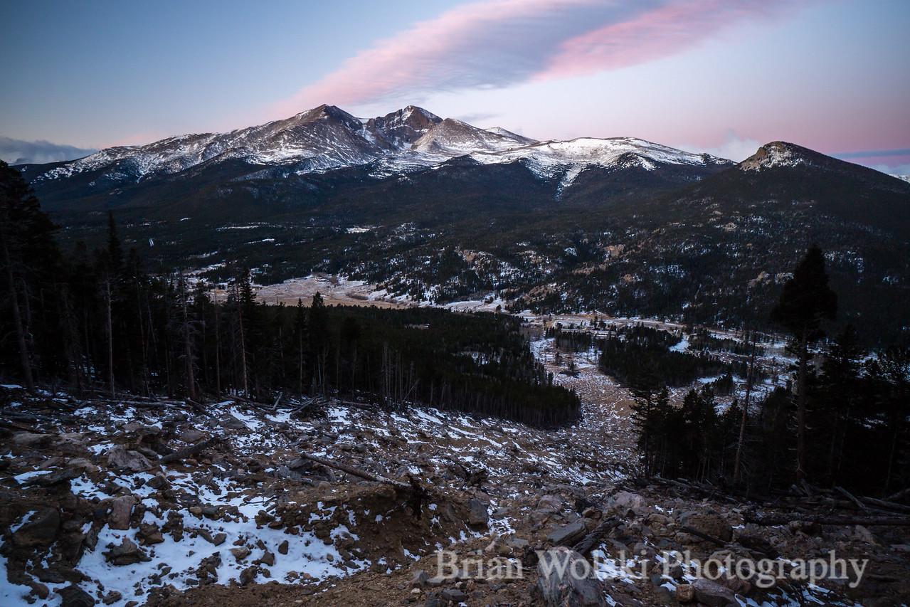 Longs Peak - Colorado