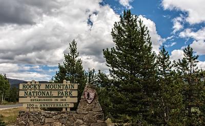 RMNP Grand Lake Entrance