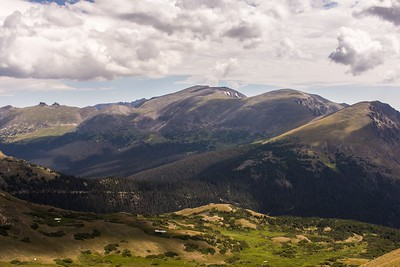 Trail Ridge Road, RMNP