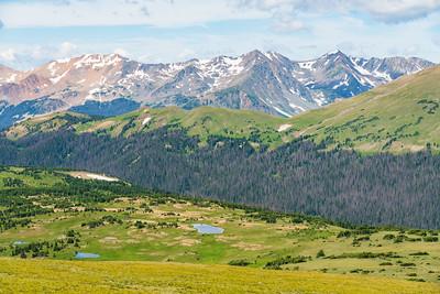 Lakes on the Tundra