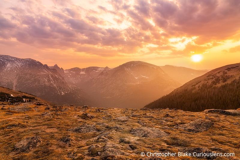 Ute Trail - Sunset