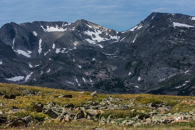 View At Rock Cut, Trail Ridge Road