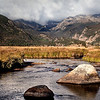 Kawuneeche Valley scenic image in Rocky Mountain National Park