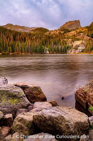 Bear Lake Morning