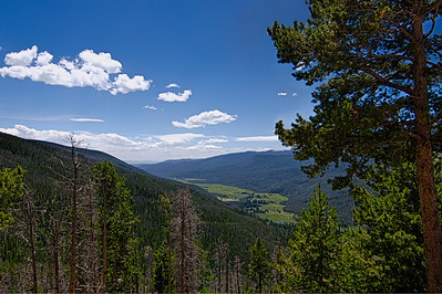 Rocky Mountain National Park, Kawuneeche Valley