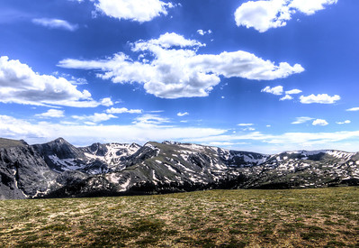 Mount Ida, Rocky Mountain National Park
