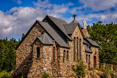 Saint Malo Chapel, Allenspark CO