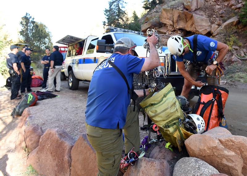Rocky Mountain Rescue Anniversary