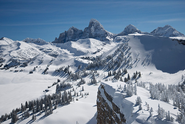 Rocky Mountain Winter