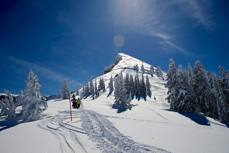 Backcountry, Grand Targhee, WY